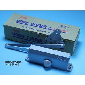 NEW STAR New Star Door Closer P-84 Silver (Parallel Type / No Stop) Steel Door Door Closer …