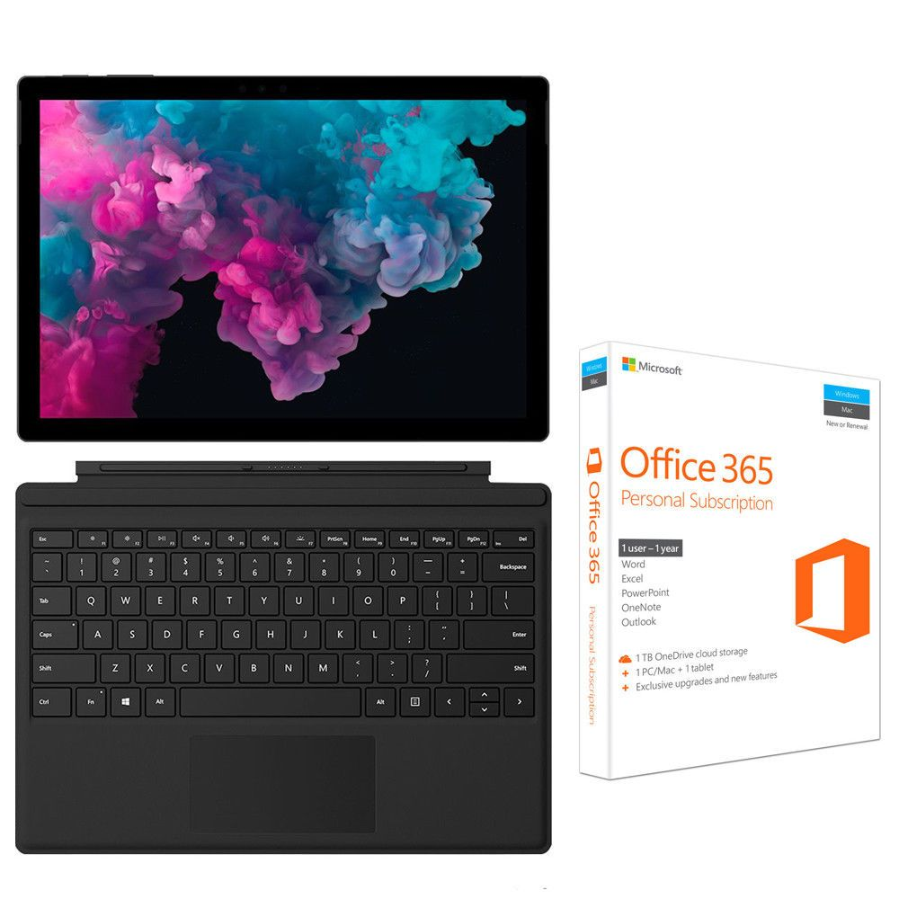 Microsoft Surface Pro 6 i5 8GB/256GB Tablet & Surface