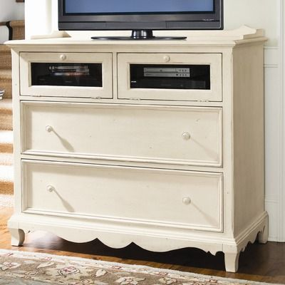 Paula Deen Home Steel Magnolia 46 Tv Stand 1145 4 Colors Can