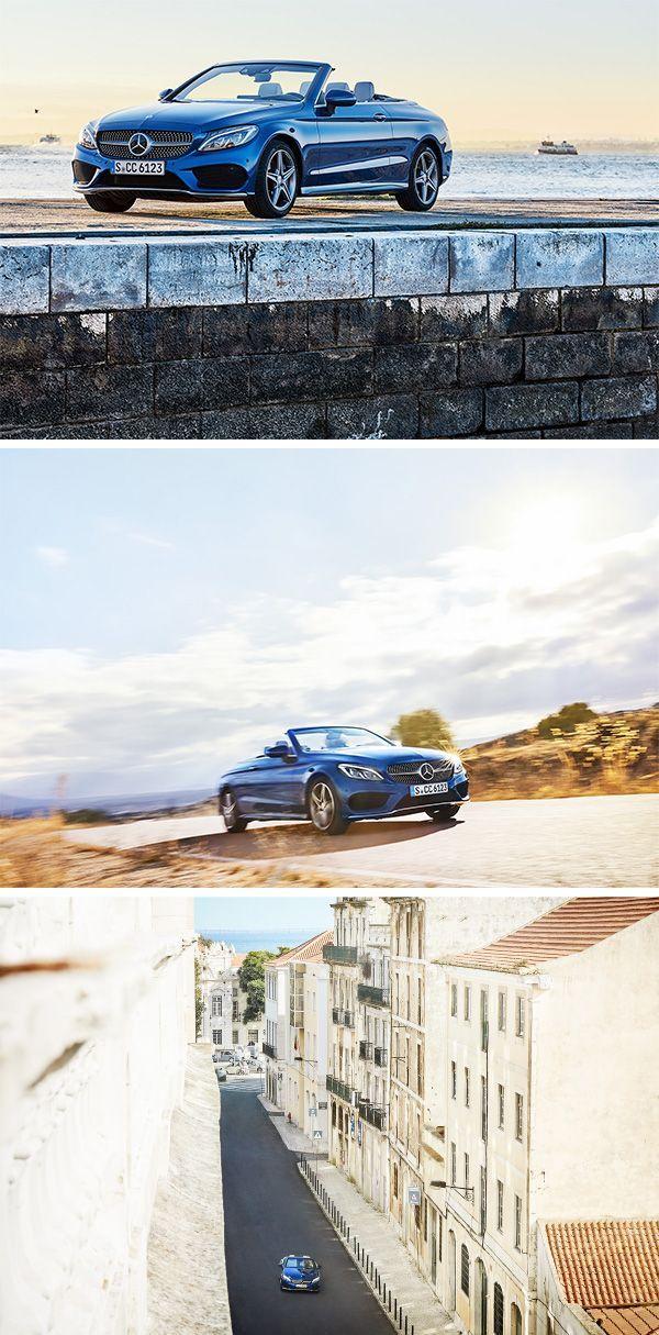 Best Dubai Luxury And Sports Cars In Dubai Illustration Description Open Top Joyride Through Lisbon With The Mercedes Benz C Class Cabriolet