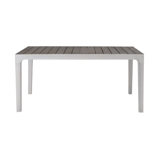 Table Pvc Exterieur 149 €table En Pvc Harmony 160 X 90 Cm - Castorama