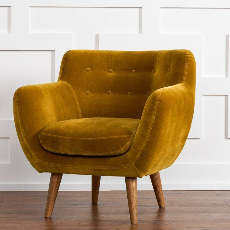 Martinique Armchair Modern Furniture Living Room Comfy Chairs