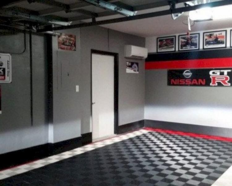 best garage interior this year garage interior garage on best interior wall colors id=88218