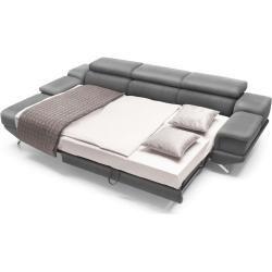 Photo of Stylefy Josce corner sofa taupe