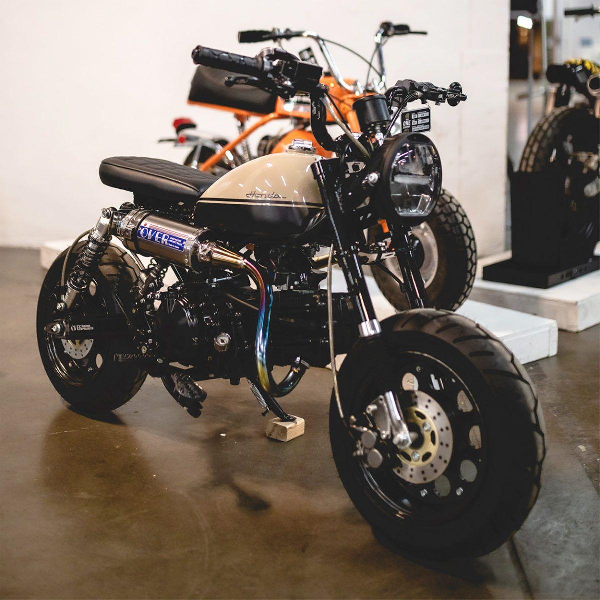 Custom Bikes Of The Week 15 March 2020 Bike Exif In 2020 Custom Bikes Custom Bikes Cafe Racers Honda Grom