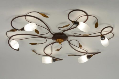 interior Lamparas de techo / sala moderna lámparas / lámpara ...