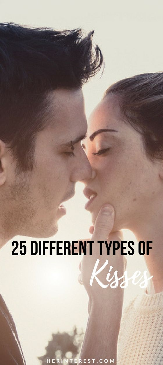 Kiss types of 52 Different