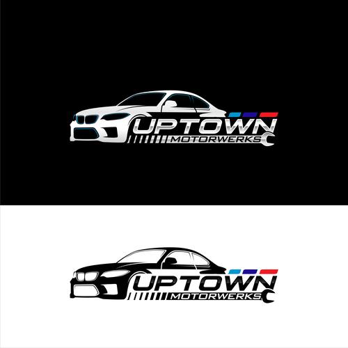 Create A Classy Logo For A High End Auto Repair Shop