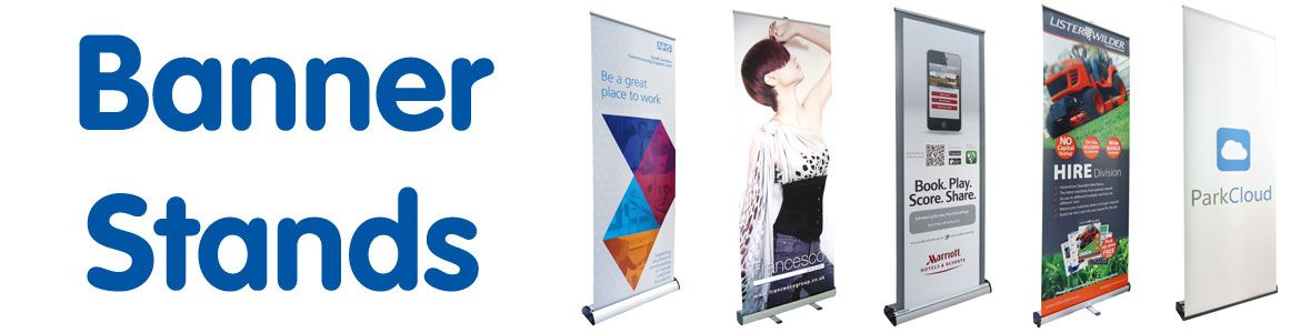 A blog that instructs on  how roller banner stands can boost marketing efforts.