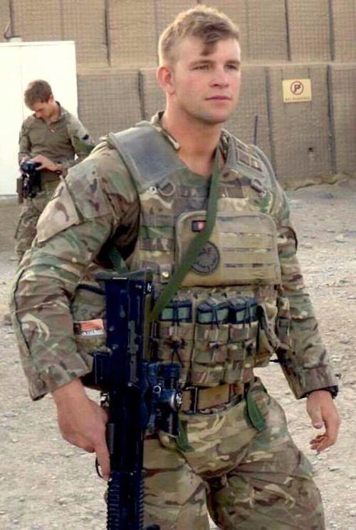 Army guy porn