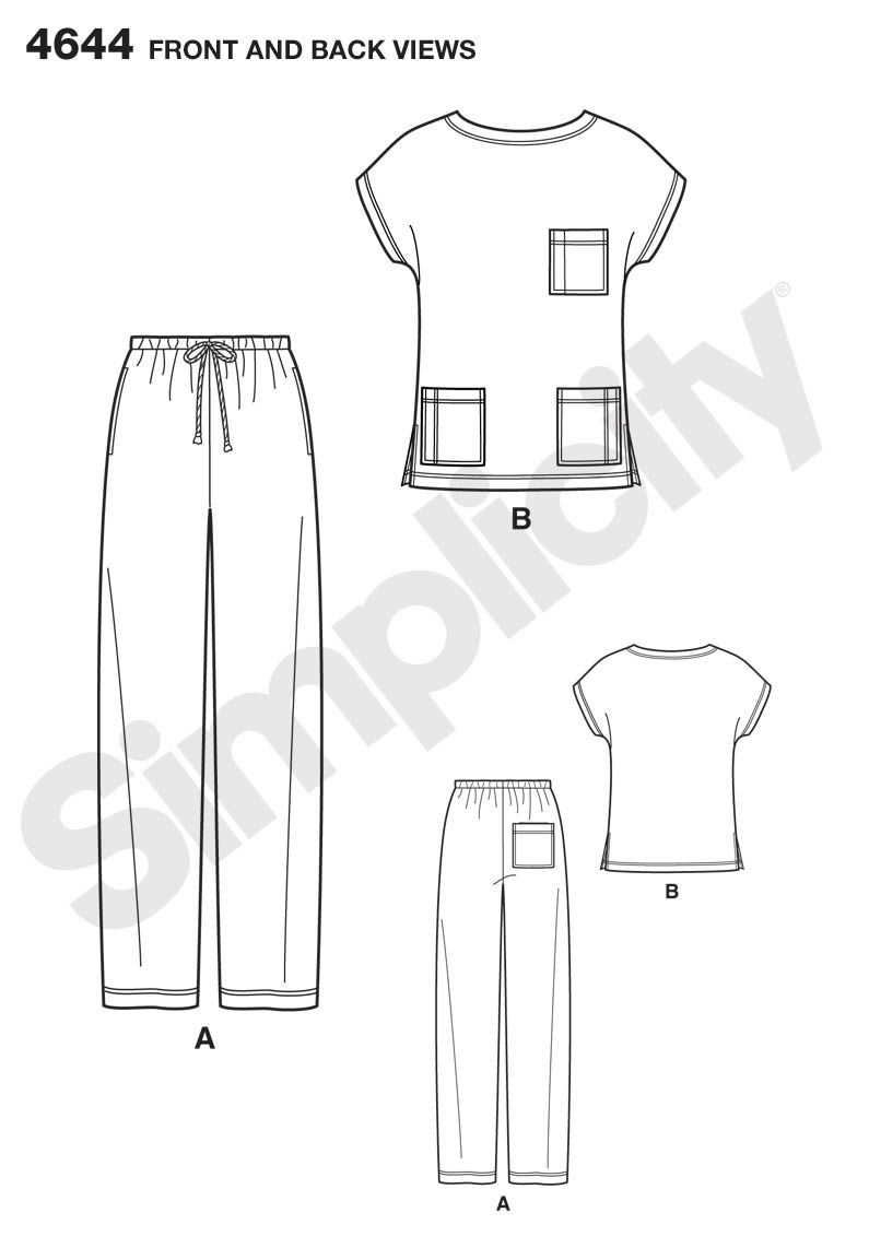 It's So Easy Sewing Patterns : : Simplicity Patterns