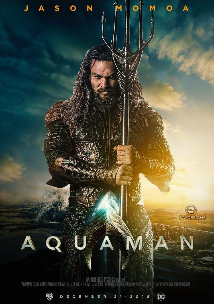 Aquaman Como James Wan E A Dc Deixaram O Heroi Descolado Para As