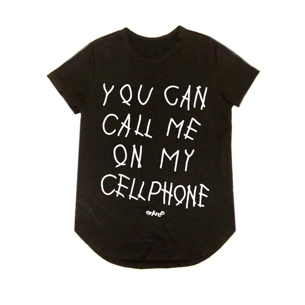 Hotline Bling T-Shirt Black