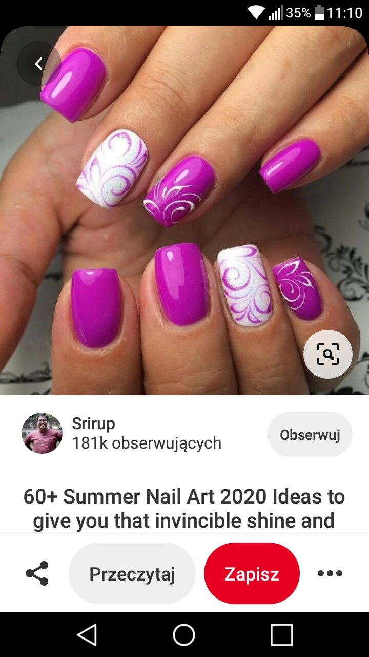 Pin by Karolina Klimsiak on Nails by Agnes Lassa