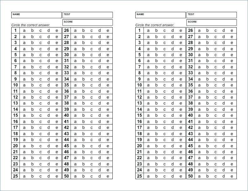 35 Free document resume format ideas: Wonderful Cv Answer Sheet