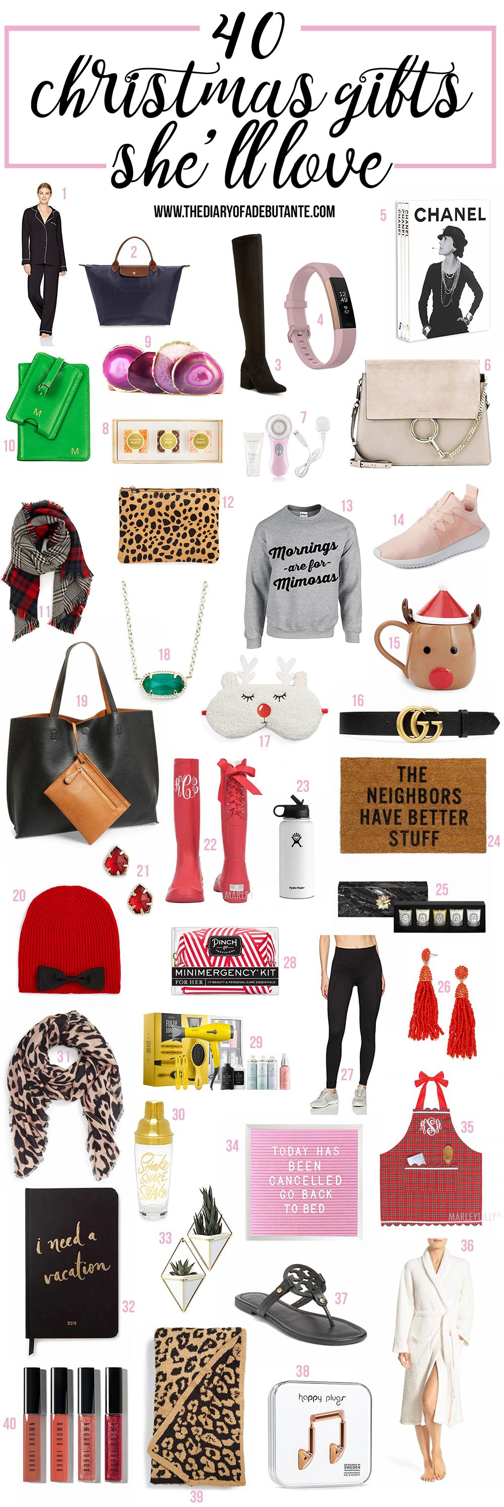 Cool Gift Ideas for Girlfriend, Mom, or BFF this Holiday