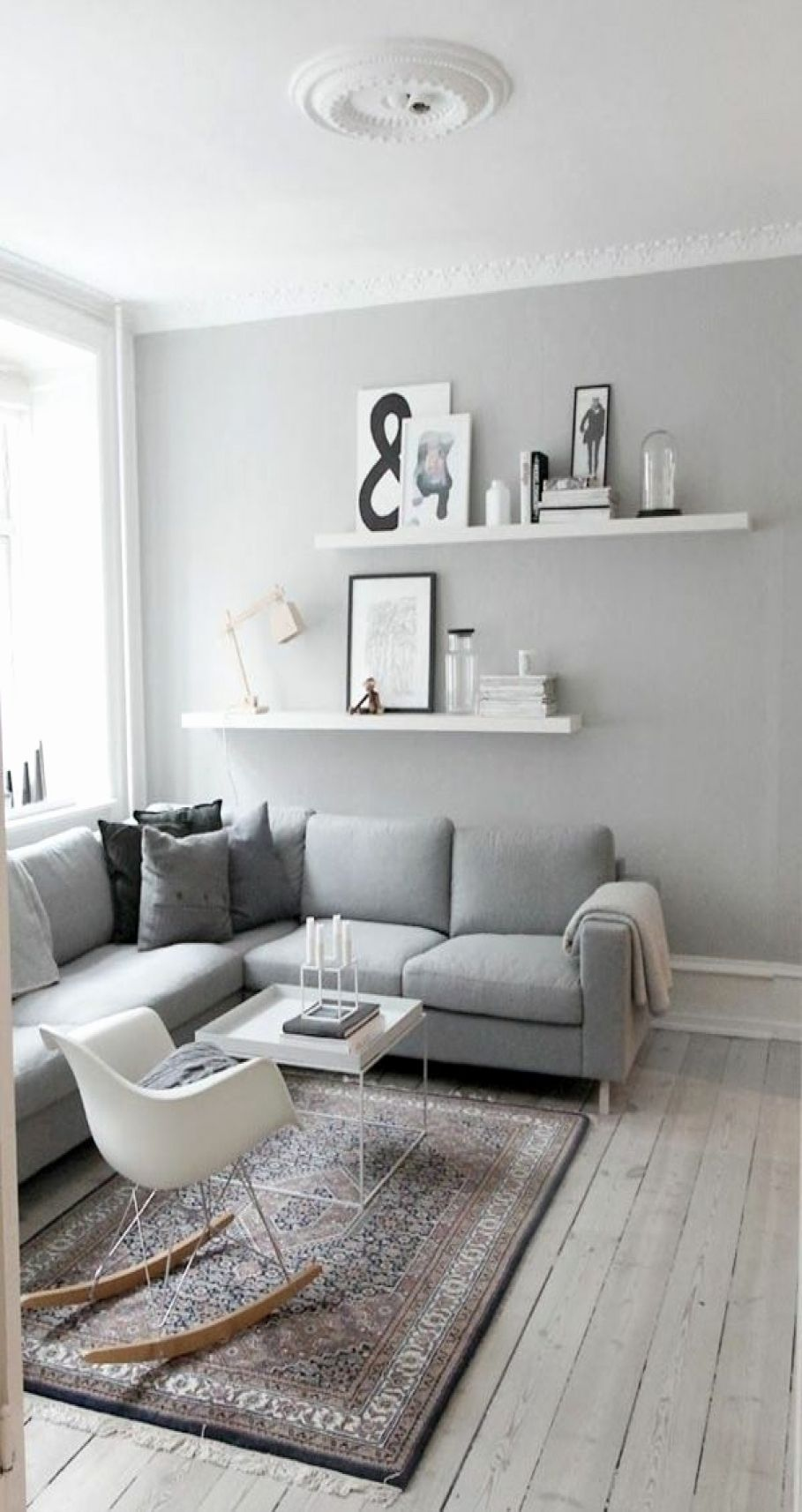 Graue Wandfarbe Wohnzimmer Fancy Graue Wand Wohnzimmer Graue Wand Wohnzimmer In 2020 Apartment Living Room