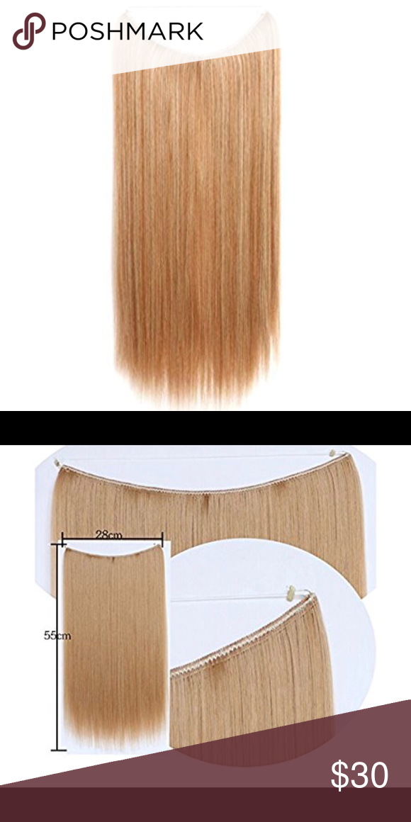 Strawberry Blonde 22 Hair Extensions Boutique Hair Extensions