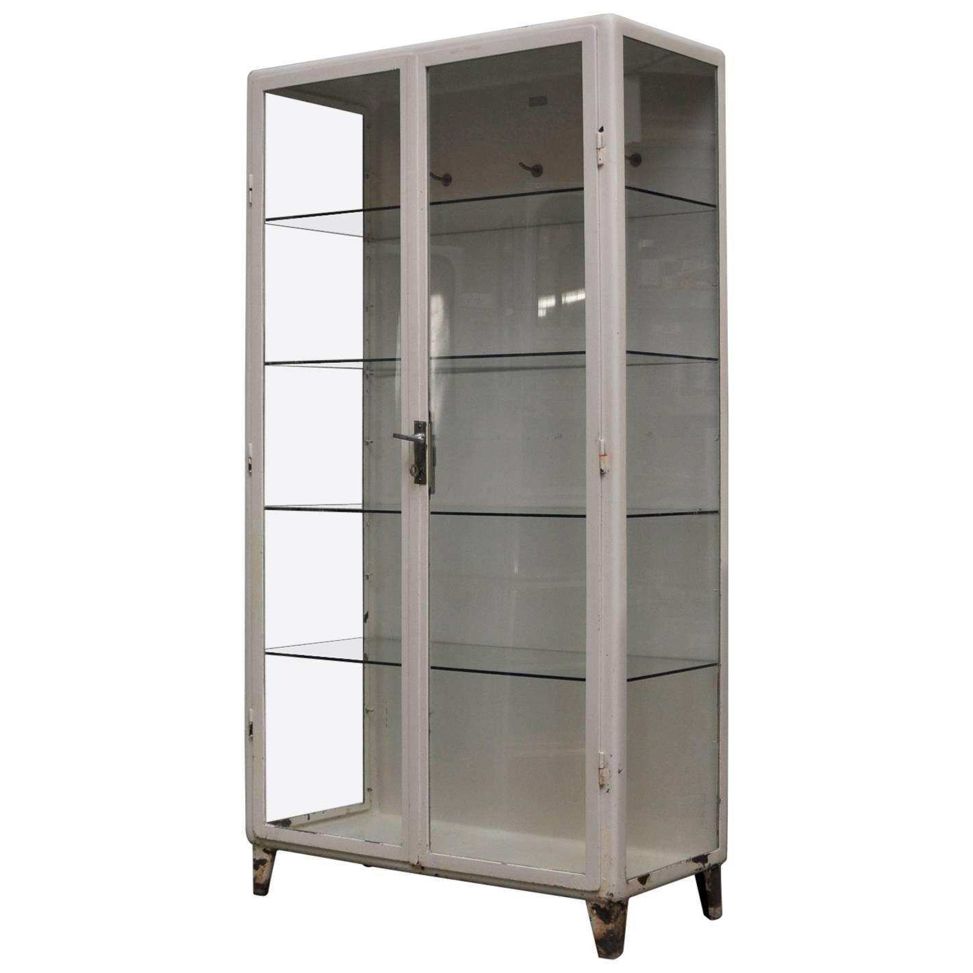 Vintage Medical Cabinet, 1950s