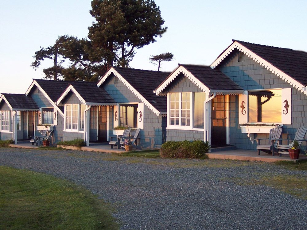 Juan de Fuca Cottages Suites and Lodge Resort in Sequim WA a