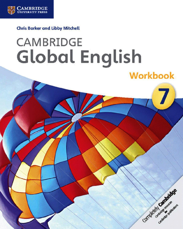 Cambridge global english stage 7 workbook cambridge university and cambridge global english stage 7 workbook fandeluxe Images