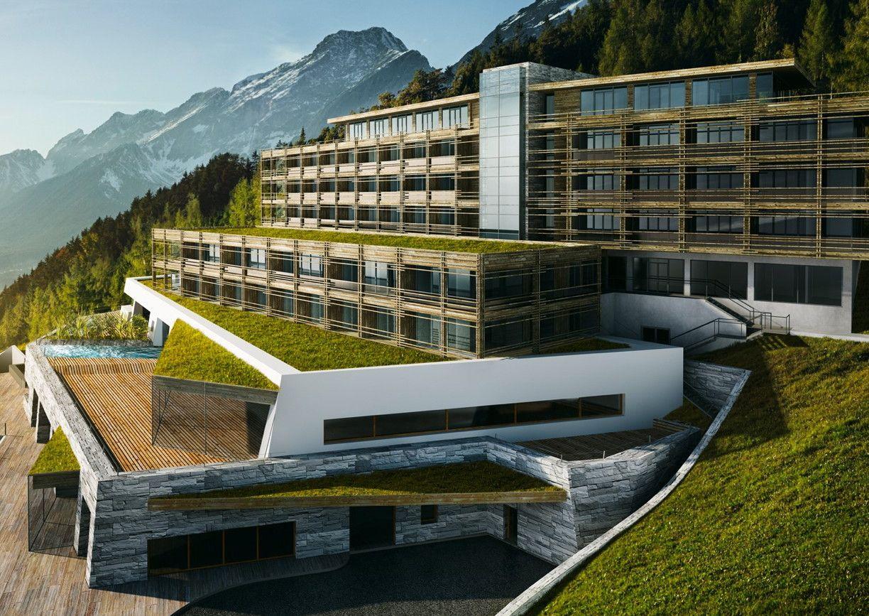 Seefeld Neuer Auftritt Fur Altes Hotel In 2019 Architecture