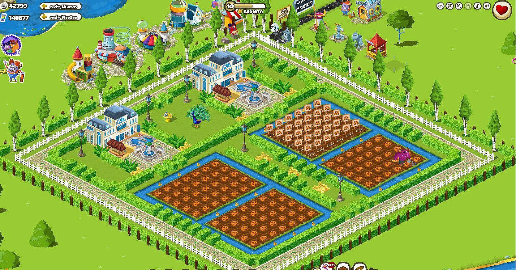 Good Maxi Garten Monster World