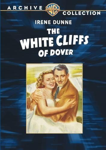 The White Cliffs Of Dover 1944 Poster White Cliffs Of Dover