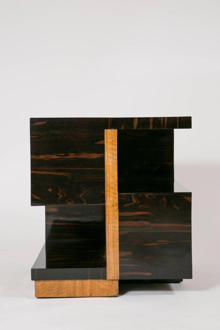 Art Deco Side Table By Jacques Adnet Art Deco Furniture Deco Art Deco Interior