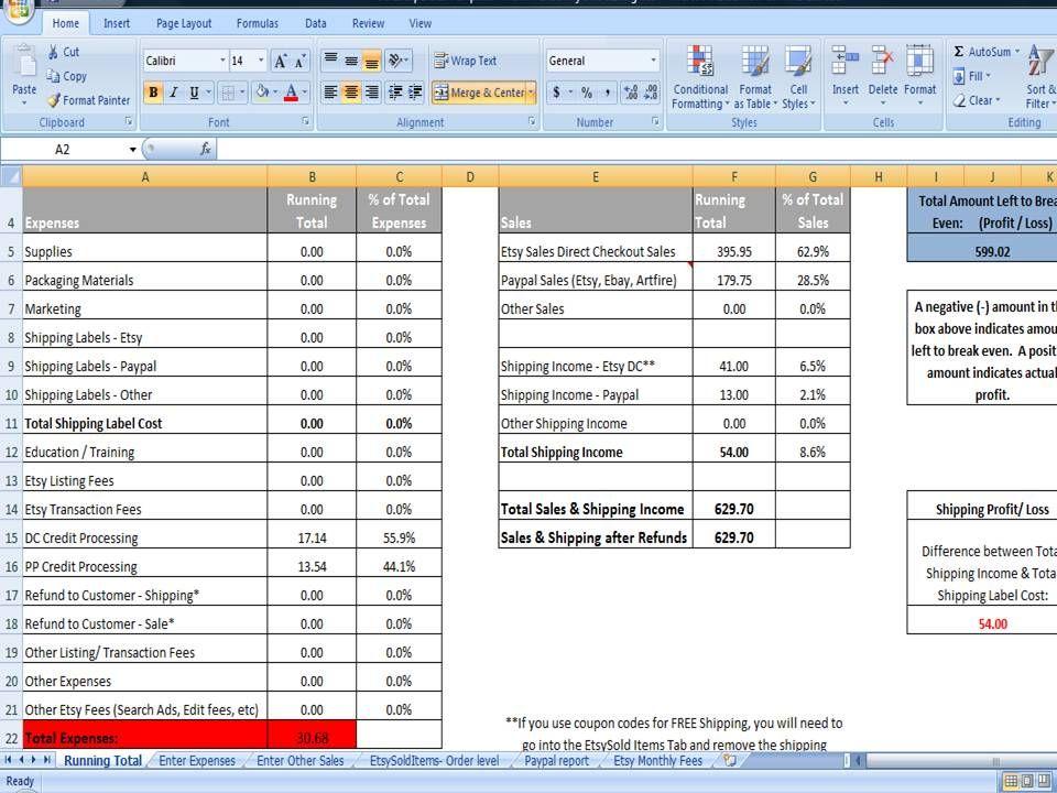 MS Excel Tutorial Urdu Part 11 MS Excel Tutorial Urdu Part 11 - business expense spreadsheet