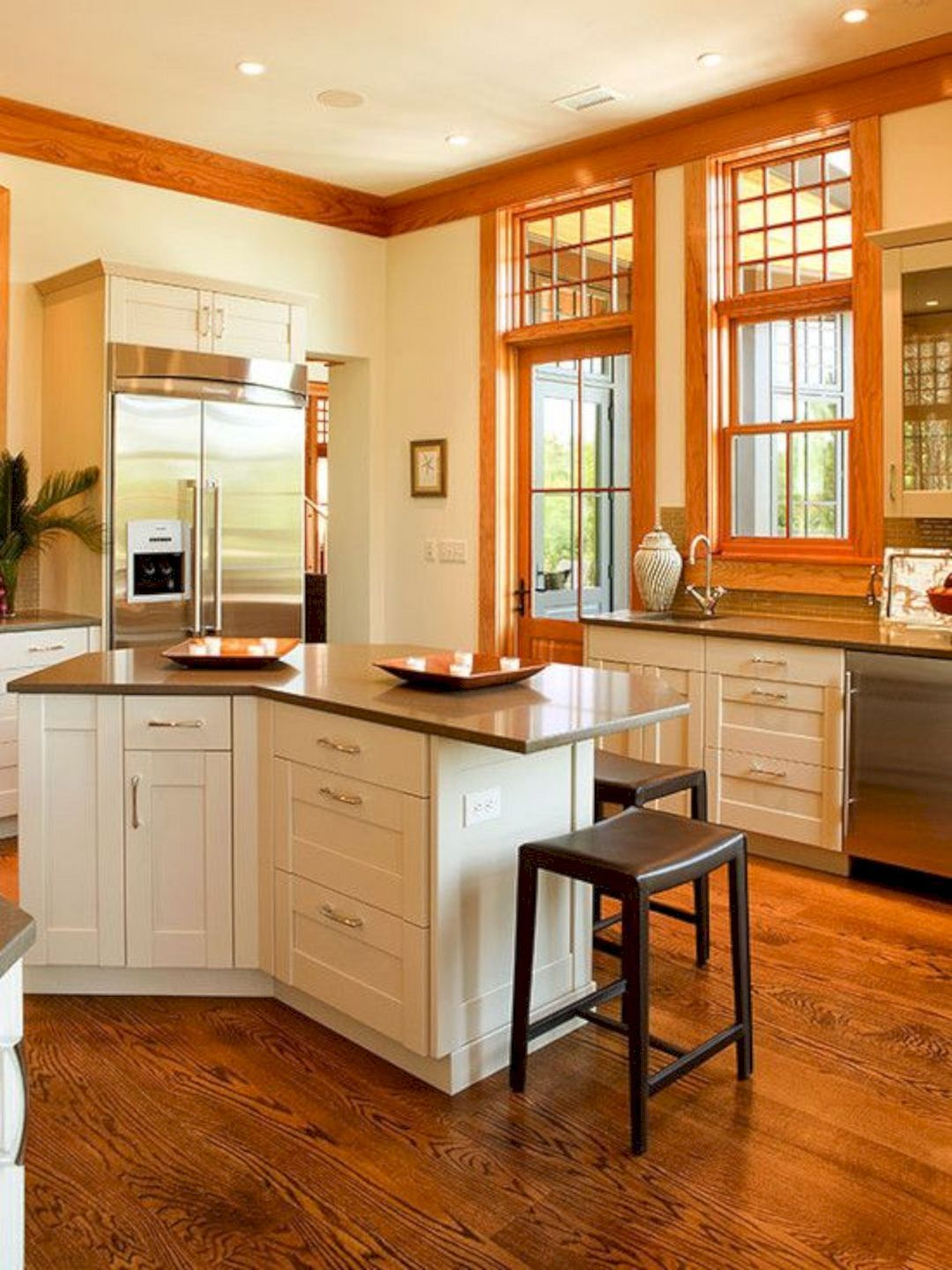 Ideas With Oak Kitchen Cabinetry Html on kitchens with oak trim, kitchens with oak flooring, kitchens with oak floors,