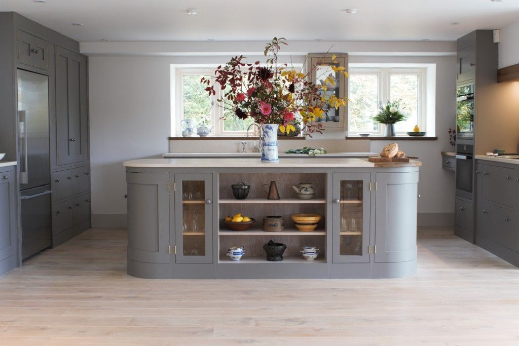 Barn Conversion Kitchens a beautiful open plan barn conversion in oxford | marble worktops