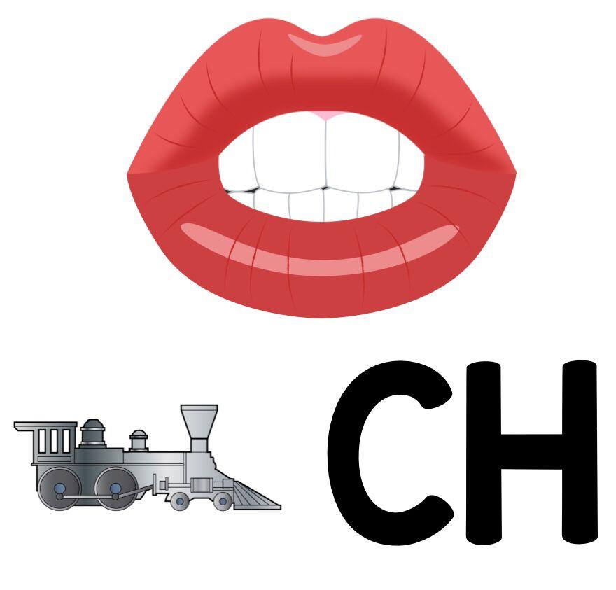 Fonema ch | Terapia da fala