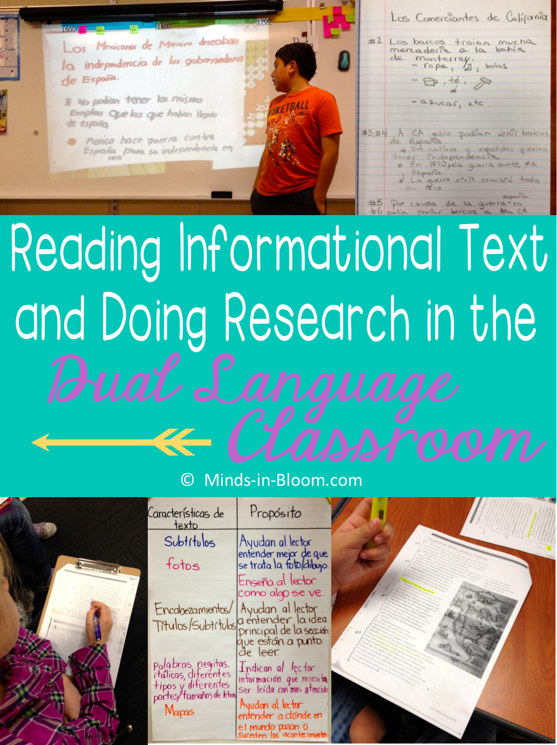 Reading Informational Text And Doing Research In The Dual