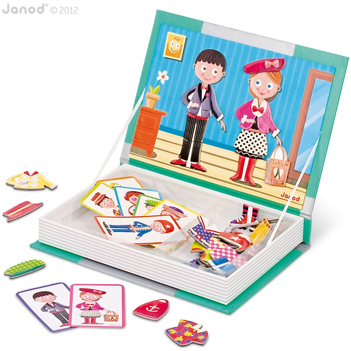 Pin By Donna Toy Box News On Janod Toys Pinterest Toy ~ Pizarras Magneticas El Corte Ingles