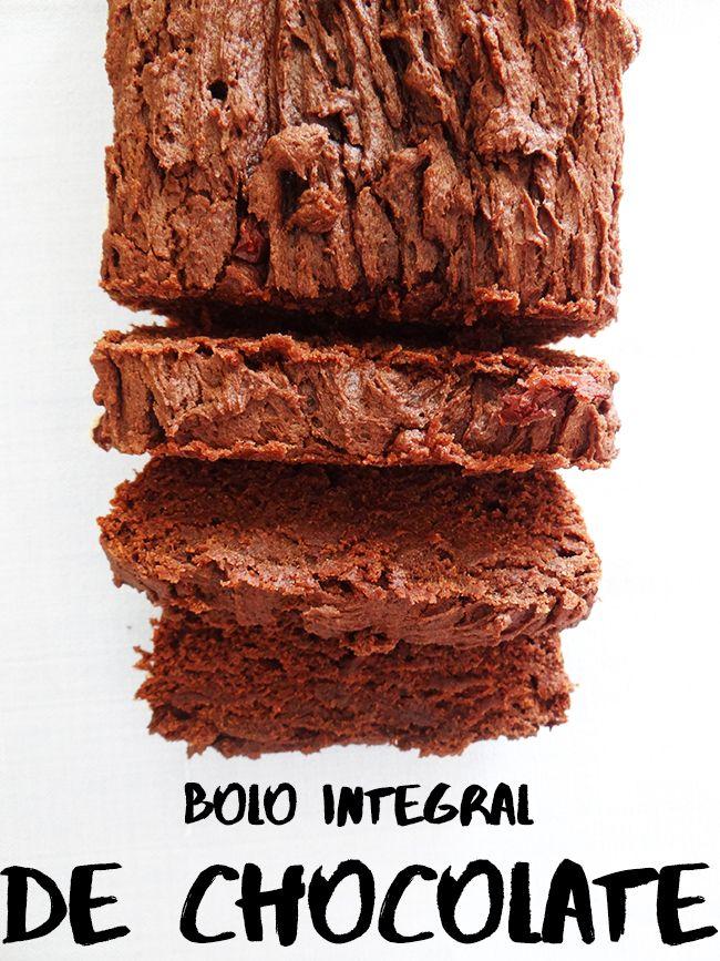 Soul Food: BOLO INTEGRAL DE CHOCOLATE (SEM GLÚTEN, SEM LACTOSE) #semlactose #semgluten #integral #saudavel #alimentaçãosaudavel