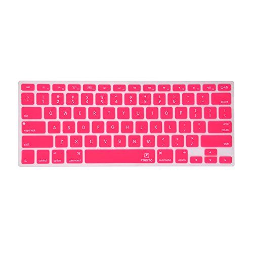 """FORITO Keyboard Cover for MacBook Pro 13"""" 15"""" 17"""" (with o..."""
