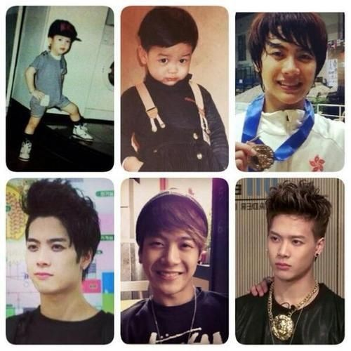 GOT7 Jackson. Still does that top middle face XD