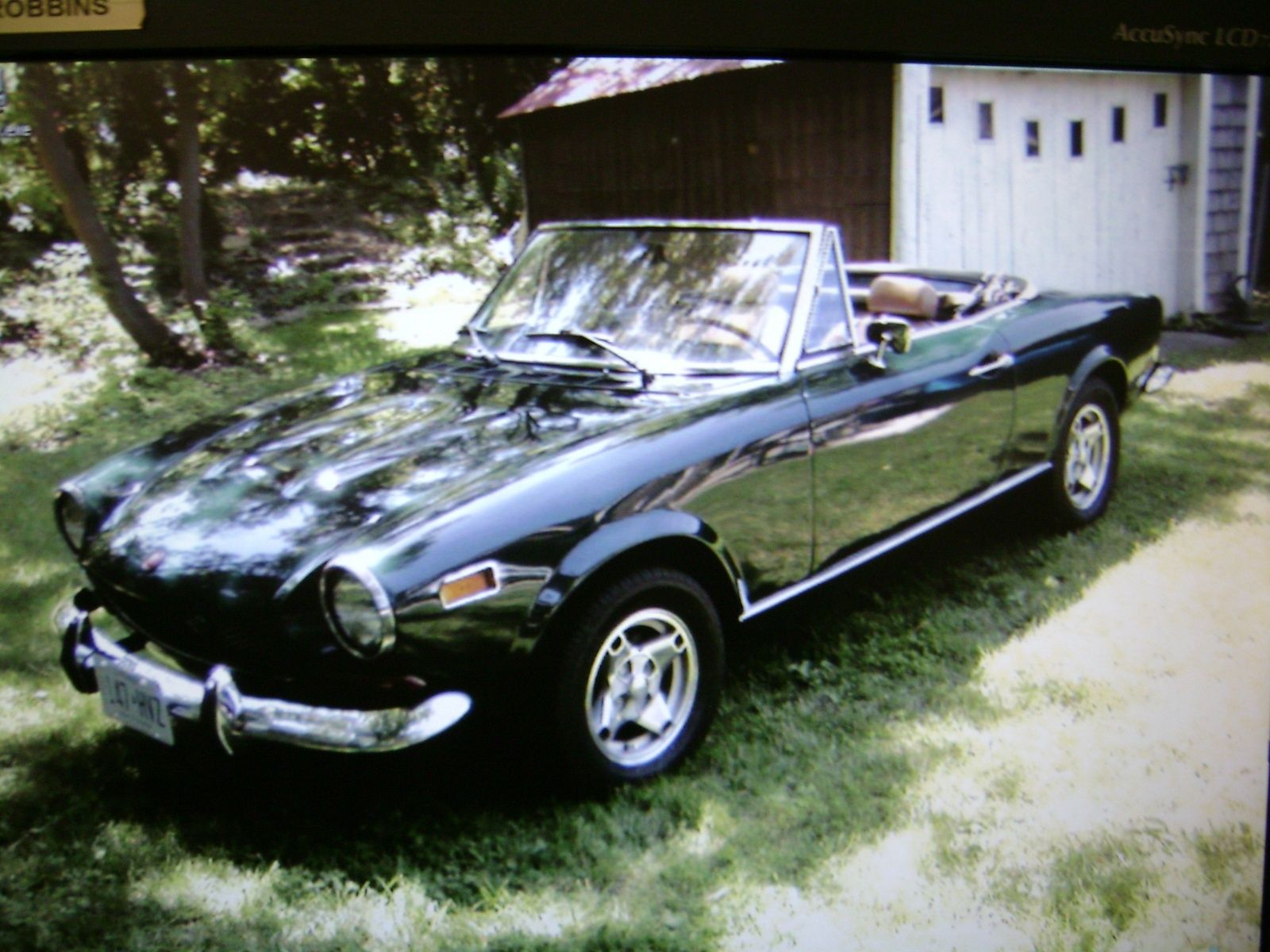 Fiat Spider Bing Images My Style Pinterest 124 1970 Convertible