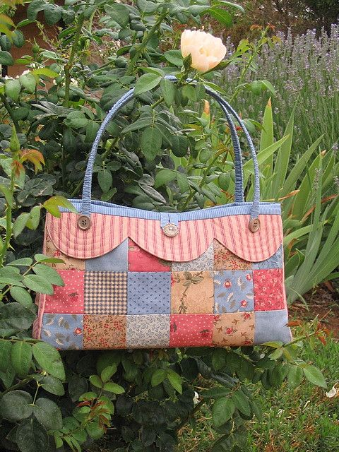 Patchwork bag♥