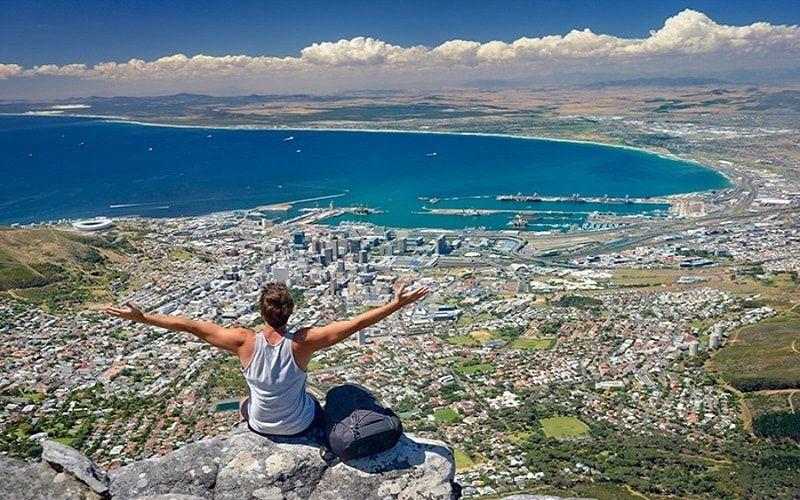 كيب تاون عاصمة جنوب أفريقيا Africa Travel South Africa Travel South Africa Travel Guide