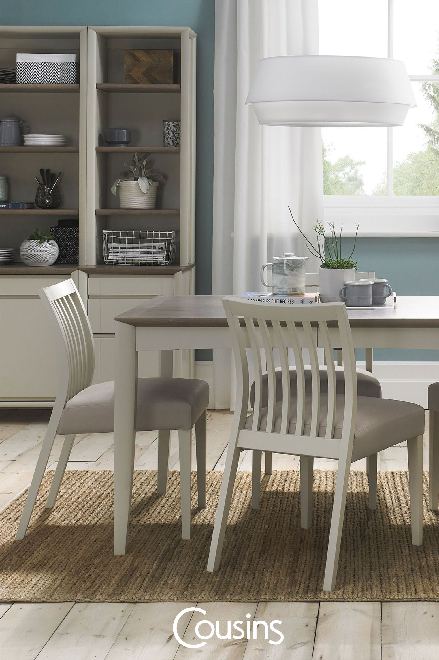 Durban Table 4 Chairs Dining Room Inspiration Extendable