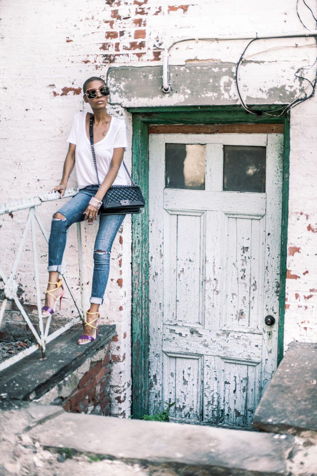 best website baae4 cec59 Jeans + T Shirt Diary! @kyrzayda_   Rag & Bone Jeans ...