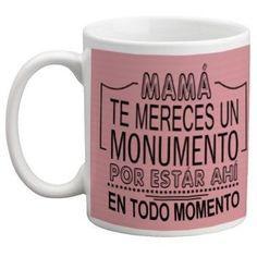 Taza Día De La Madre Con Foto Y Frase Izquierda Detalles