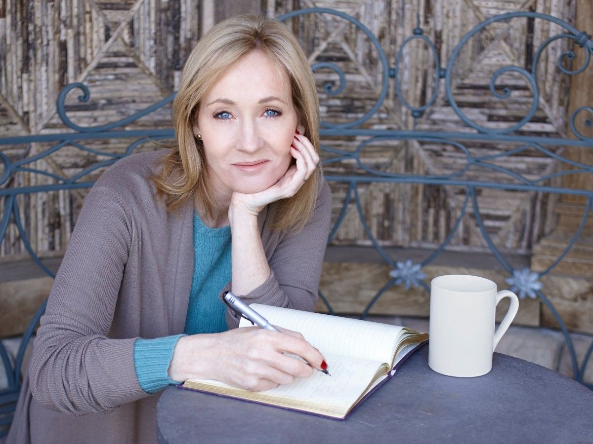 The Formula That Leads To Wild Success Part 6 J K Rowling Harry Potter Author Rowling Twitter Jk Rowling