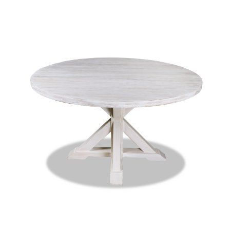 Eurostyle 38615wal Kit Tosca 54 Inch Round Dining Table In