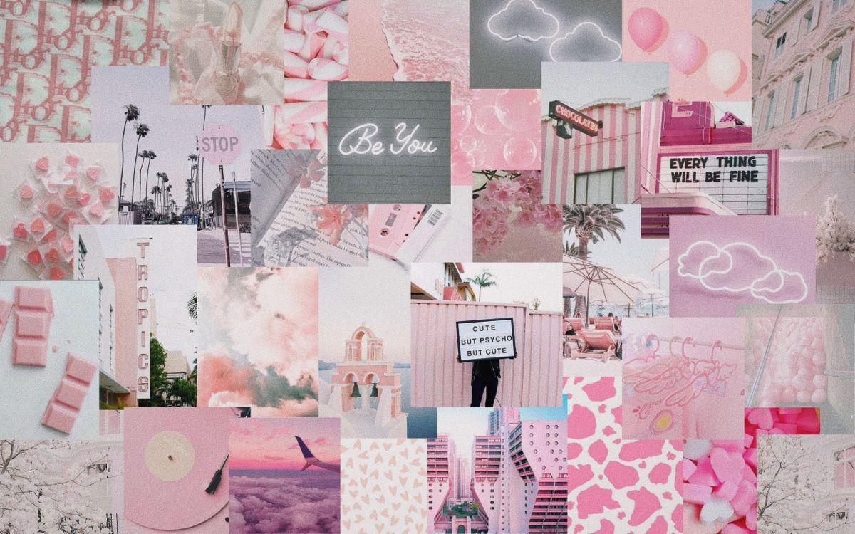 Pink And White Aesthetic Desktop Wallpaper Pink Wallpaper Desktop Aesthetic Desktop Wallpaper Pink Wallpaper Pc