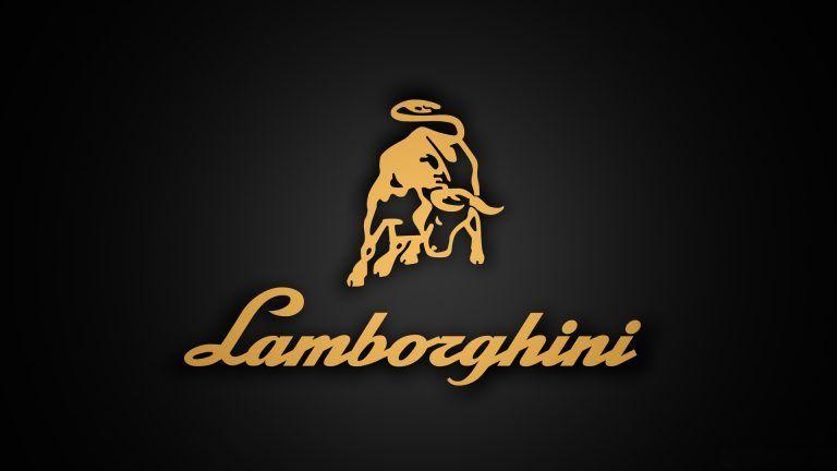 Lamborghini Logo Car Hd Wallpapers 1920×1080.