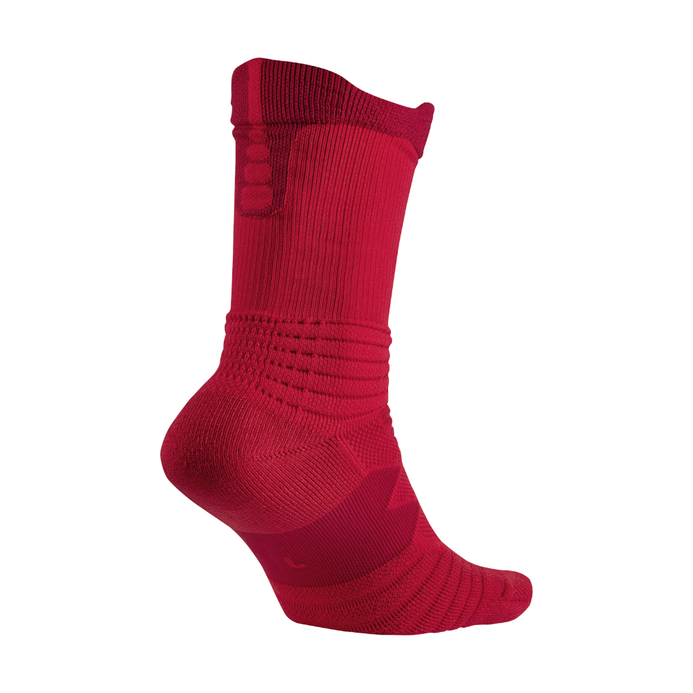 buy online 2fc0a c317e Nike Elite Versatility Crew Basketball Socks Size Large (Red)   Products