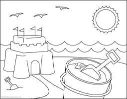 ภาพระบายส ฤด กาลต างๆ Google Search Summer Coloring Pages Beach Coloring Pages Cool Coloring Pages
